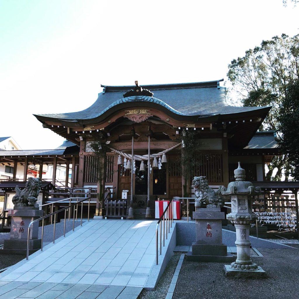 神鳥前川神社画像