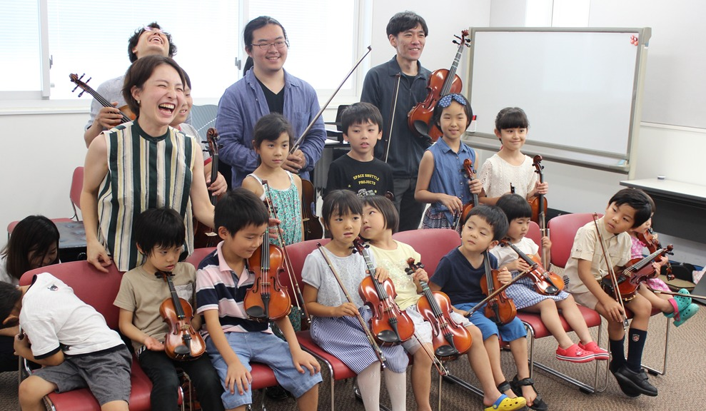 Aoba violin class