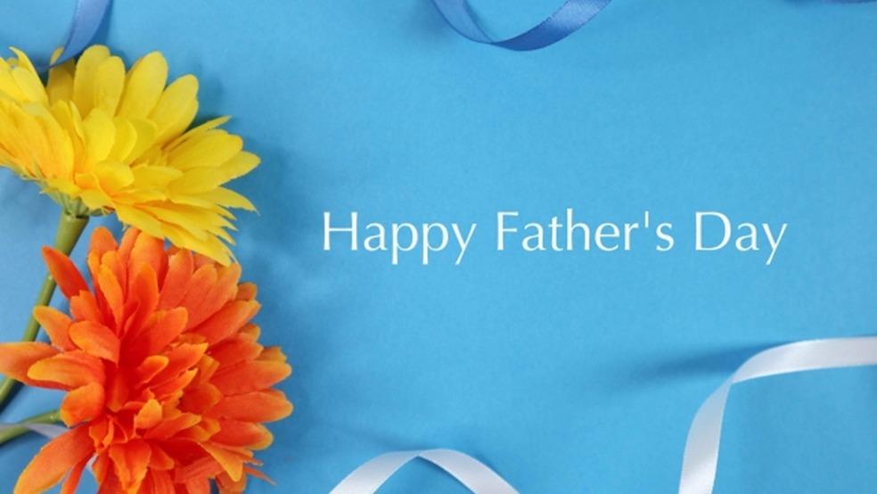 ありがとうの気持ちを伝えよう「父の日」♪