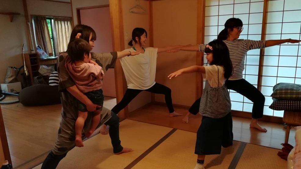 【みどり助産院の課外教室】母と子のさろん「hahakoサロン」(ぐりすまメンバー)