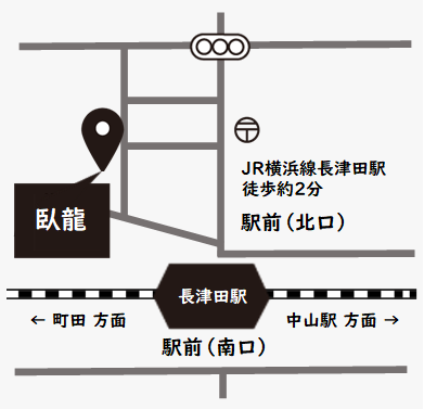 香港飲茶 臥龍 map