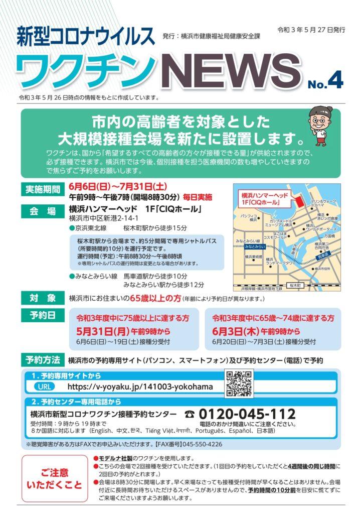 ワクチン NEWS